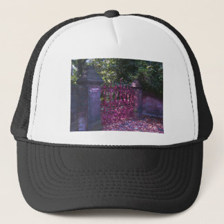 Strawberry Field Gates, Liverpool UK Trucker Hat