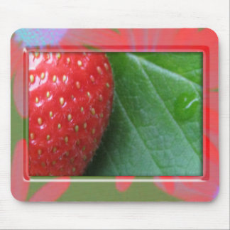 Strawberry Fresh Mouse Mat Mouse Pad