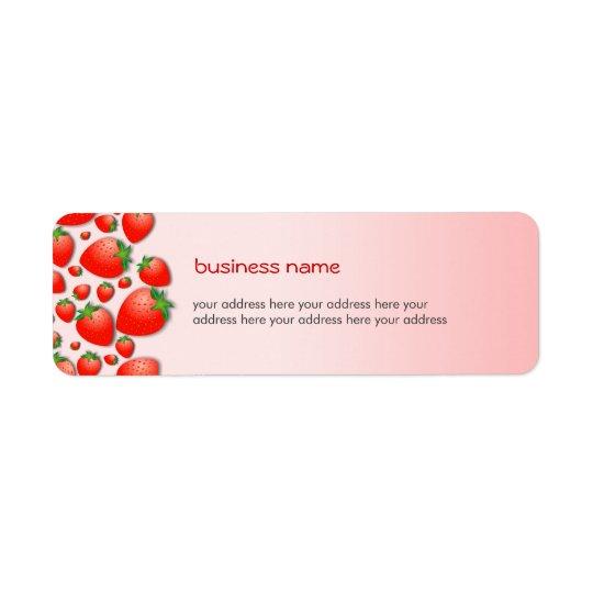 Strawberry Fresh Pink