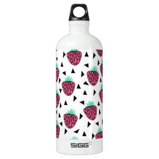 Strawberry Fruit Pink Green Summer / Andrea Lauren