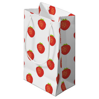 Strawberry Gift Bag