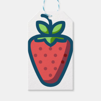 Strawberry Gift Tags