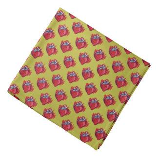 Strawberry Gifts Bandana