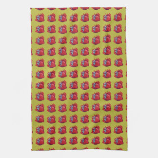 Strawberry Gifts Kitchen Towel