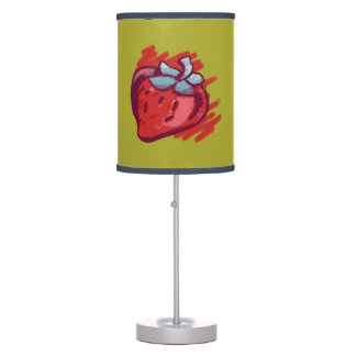 Strawberry Gifts Table Lamp