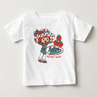 strawberry girl baby T-Shirt