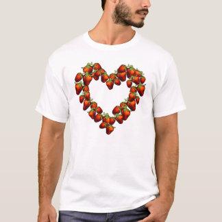 Strawberry Heart T-Shirt