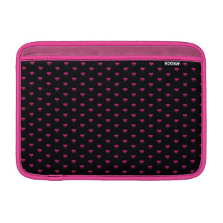 Strawberry Hearts Sleeve for 11-Inch MacBook Air Sleeves For MacBook Air