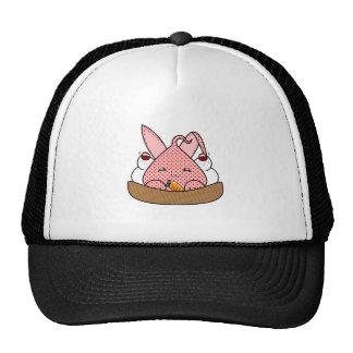 Strawberry Hopdrop Waffle Sundae Trucker Hat