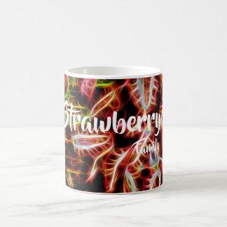 Strawberry house warming gift coffee mug