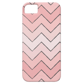 Strawberry Ice Chevrons Case For The iPhone 5