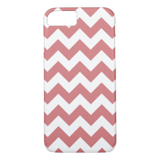 Strawberry Ice Zigzag Chevron iPhone 7 Case