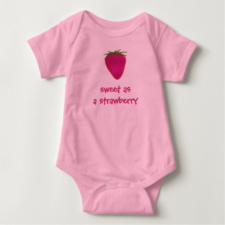 Strawberry Infant T-Shirt