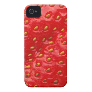 Strawberry iPhone 4/4S Case