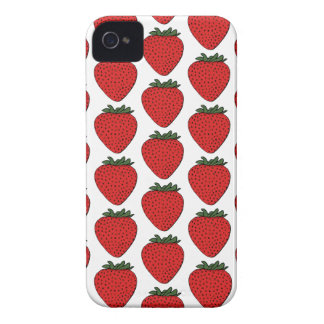 Strawberry iPhone 4 Case
