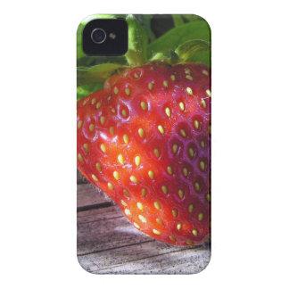 Strawberry iPhone 4 Case