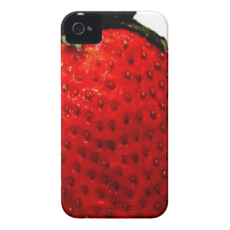 Strawberry iPhone 4 Cases