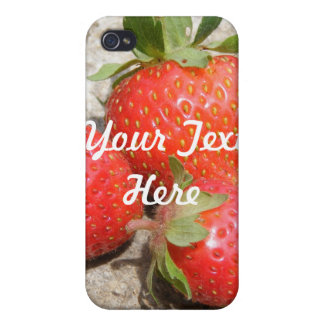Strawberry iPhone 4 Speck Case iPhone 4/4S Cover