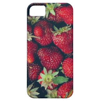 Strawberry iPhone 5 Cases