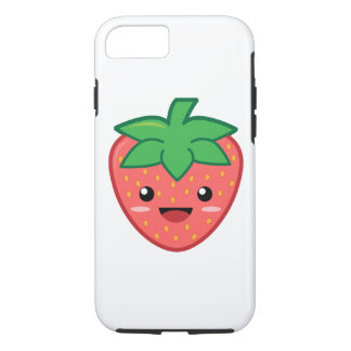 Strawberry iPhone 7 Case