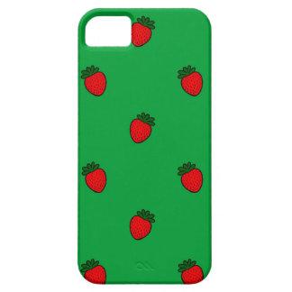 Strawberry iPhone / iPad case