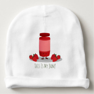 Strawberry Jam cartoon character | Baby Hat Baby Beanie