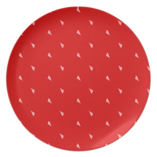 Strawberry Jam Plate