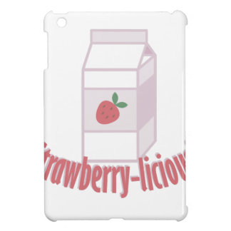 Strawberry-licious Cover For The iPad Mini