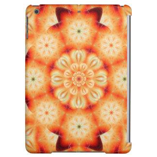 Strawberry Mandala iPad Air Cover