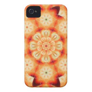 Strawberry Mandala iPhone 4 Case-Mate Cases