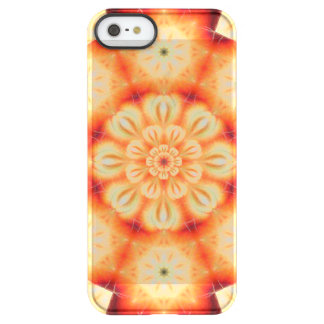 Strawberry Mandala Permafrost® iPhone SE/5/5s Case