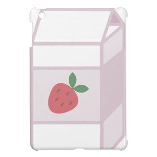 Strawberry Milk Cover For The iPad Mini