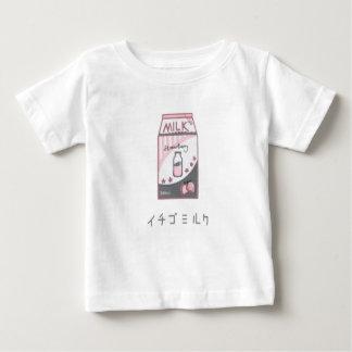 Strawberry Milk Harajuku Design Baby T-Shirt