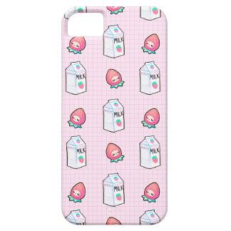 Strawberry Milk iPhone 5 Case