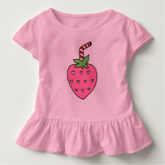 Strawberry Milk KIDS T-SHIRT, cute T-SHIRT