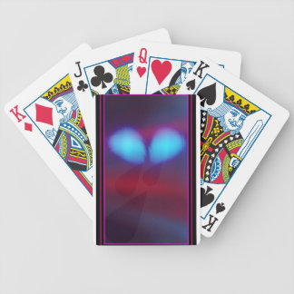 Strawberry Moon Bicycle Playing Cards