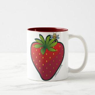 Strawberry Mug