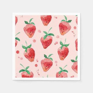 Strawberry Napkin