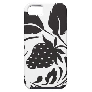 strawberry, nature, abstract, trees, foliage iPhone 5 covers