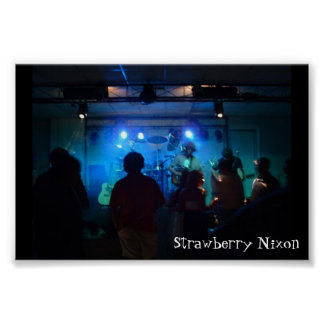 Strawberry Nixon Poster
