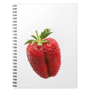 Strawberry Notebooks