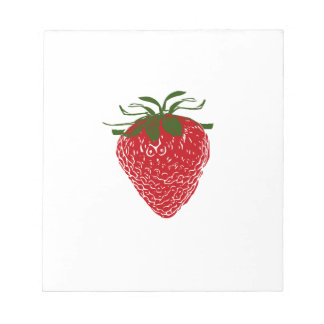 Strawberry: Notepads