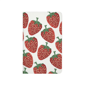Strawberry Notes Journal
