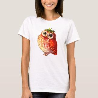 Strawberry Owl Shirt