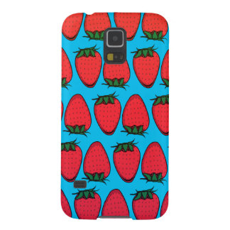 Strawberry Pattern Case for Samsung Galaxy S5