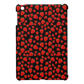 Strawberry  pattern iPad mini covers