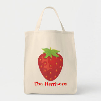 Strawberry Personalized Bag