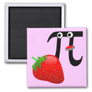 Strawberry PI Magnet