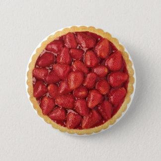 Strawberry Pie 2 Inch Round Button