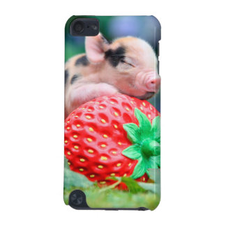 strawberry pig iPod touch (5th generation) cover